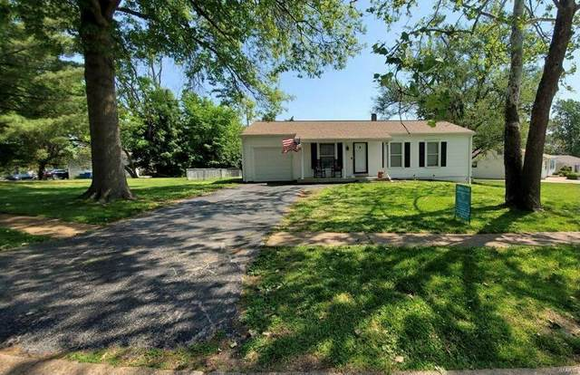 614 Marcel, Manchester, MO 63011 (#21034204) :: The Becky O'Neill Power Home Selling Team