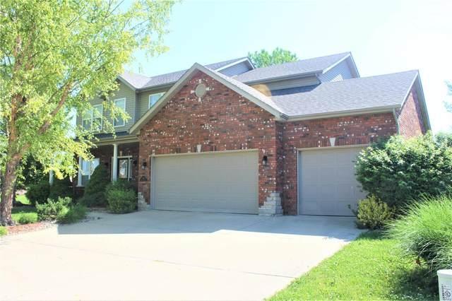 304 Blue Sky Lane, Glen Carbon, IL 62034 (#21034206) :: Parson Realty Group