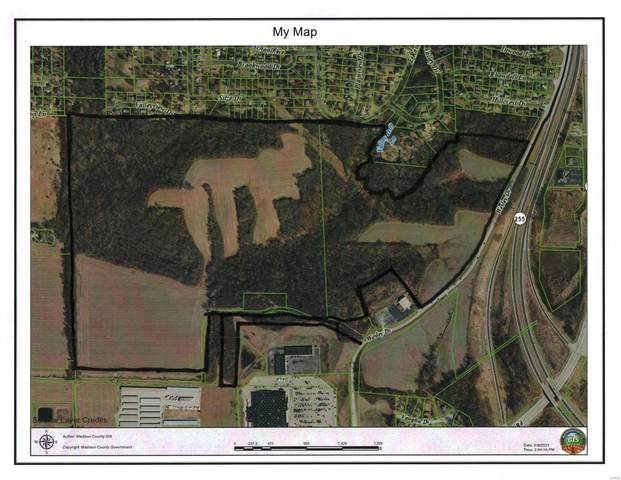 0 Sumner Lane, East Alton, IL 62095 (#21034304) :: Fusion Realty, LLC