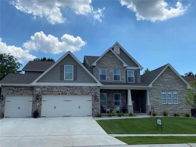 524 Montrachet, O'Fallon, MO 63368 (#21034358) :: Kelly Hager Group | TdD Premier Real Estate