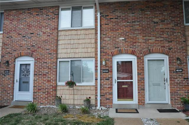 10655 Carroll Wood Way, St Louis, MO 63128 (#21034391) :: Reconnect Real Estate