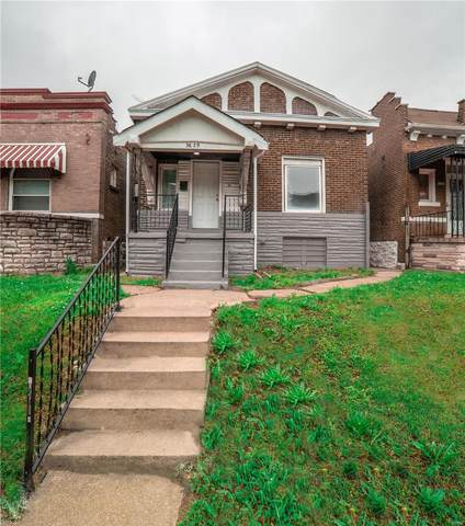 3629 N Taylor, St Louis, MO 63115 (#21034528) :: Parson Realty Group