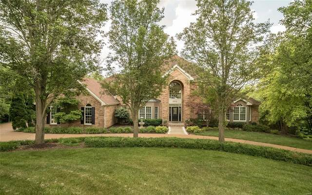 13012 Pingry Place, St Louis, MO 63131 (#21034593) :: Parson Realty Group