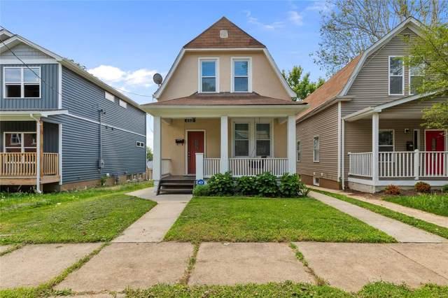 6512 Bartmer Avenue, St Louis, MO 63130 (#21034657) :: Parson Realty Group