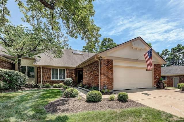 14008 Baywood Villages Drive, Chesterfield, MO 63017 (#21034716) :: Jenna Davis Homes LLC