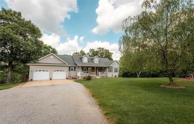 17251 Spring Creek Road, Beulah, MO 65542 (#21034909) :: Parson Realty Group
