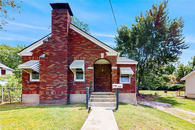 2424 Gilrose Avenue, St Louis, MO 63114 (#21035098) :: Parson Realty Group