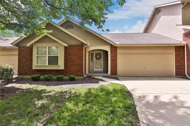 10415 Chardonniere Drive, Ferguson, MO 63135 (#21035102) :: The Becky O'Neill Power Home Selling Team