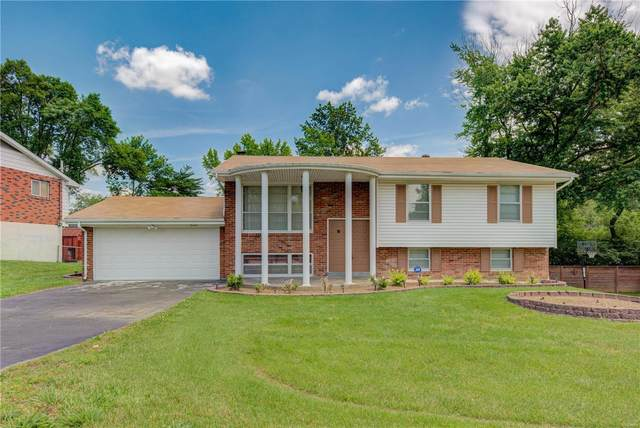 8868 New Sappington Road, St Louis, MO 63126 (#21035190) :: Parson Realty Group