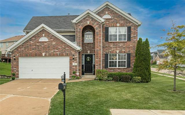9 Ashbury Crossing, Florissant, MO 63034 (#21035279) :: The Becky O'Neill Power Home Selling Team