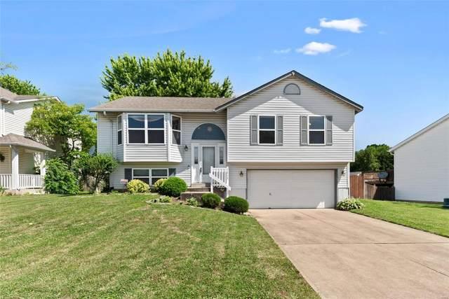 1213 Harvest Ridge Drive, Saint Charles, MO 63303 (#21035573) :: Matt Smith Real Estate Group