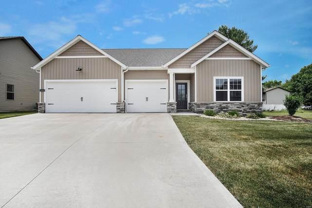 9 Nickel Plate Drive, Edwardsville, IL 62025 (#21036712) :: Blasingame Group | Keller Williams Marquee