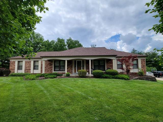 456 Royal Village, Manchester, MO 63011 (#21036733) :: The Becky O'Neill Power Home Selling Team