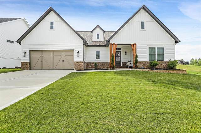 7975 Donner Ridge, Caseyville, IL 62232 (#21036859) :: Hartmann Realtors Inc.