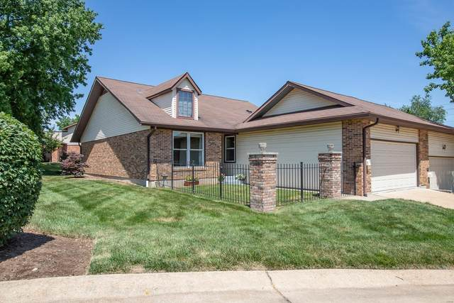 1301 Snapdragon Court, St Louis, MO 63146 (#21036941) :: The Becky O'Neill Power Home Selling Team
