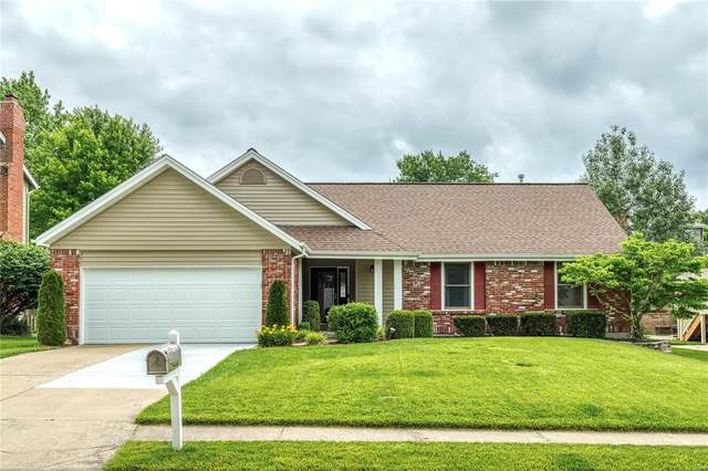 2944 Wentworth Drive, Saint Charles, MO 63301 (#21036969) :: St. Louis Finest Homes Realty Group