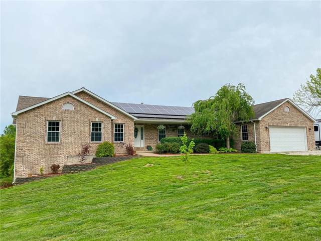 1420 N Bend, Union, MO 63084 (#21037000) :: Parson Realty Group