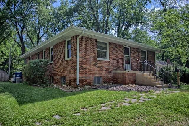 110 Franklin Avenue, Edwardsville, IL 62025 (#21037005) :: Parson Realty Group
