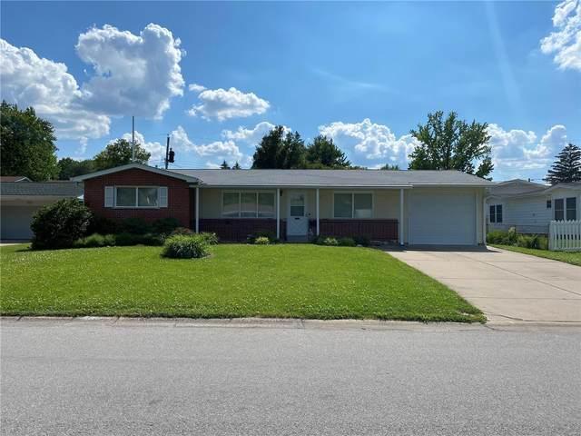 2633 W Adams, Saint Charles, MO 63301 (#21037126) :: Realty Executives, Fort Leonard Wood LLC