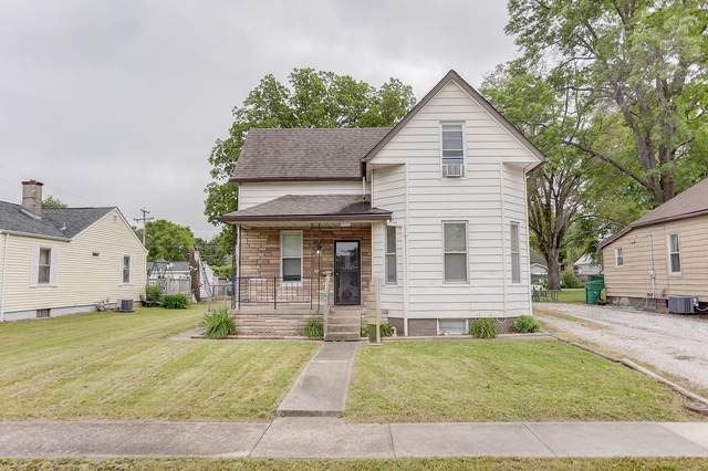 417 E Adams Street, O'Fallon, IL 62269 (#21037247) :: Fusion Realty, LLC