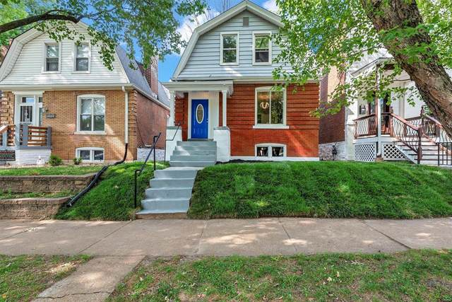 3939 Humphrey Street, St Louis, MO 63116 (#21037275) :: Parson Realty Group