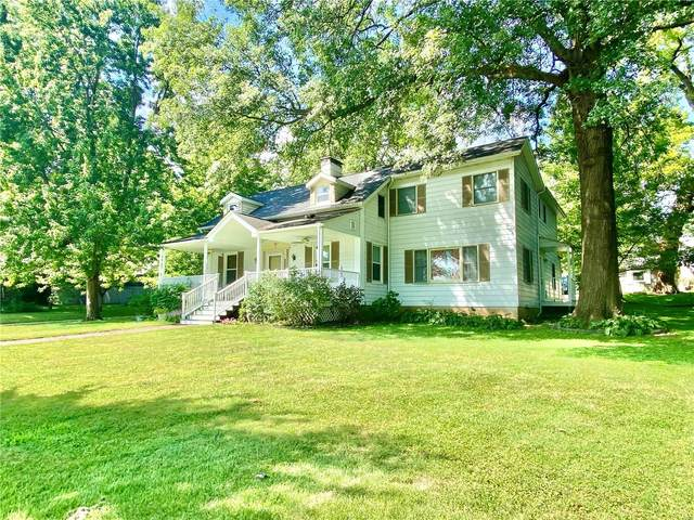 451 W Main Street, Lebanon, IL 62254 (#21037489) :: The Becky O'Neill Power Home Selling Team