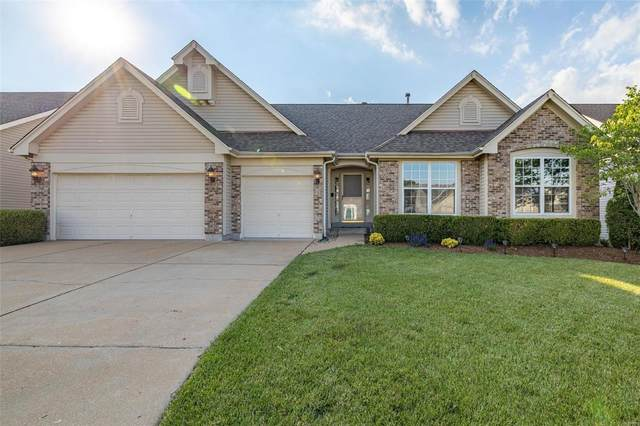 2597 Breakwater Drive, Unincorporated, MO 63052 (#21037549) :: Parson Realty Group