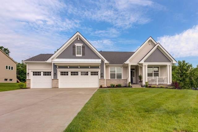 1309 Silver Fern Drive, Lake St Louis, MO 63367 (#21037578) :: Parson Realty Group