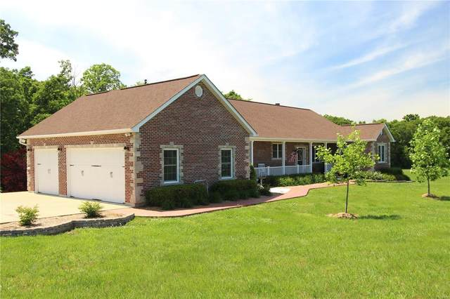 5527 Soccer Field Road, Valles Mines, MO 63087 (#21037851) :: Parson Realty Group