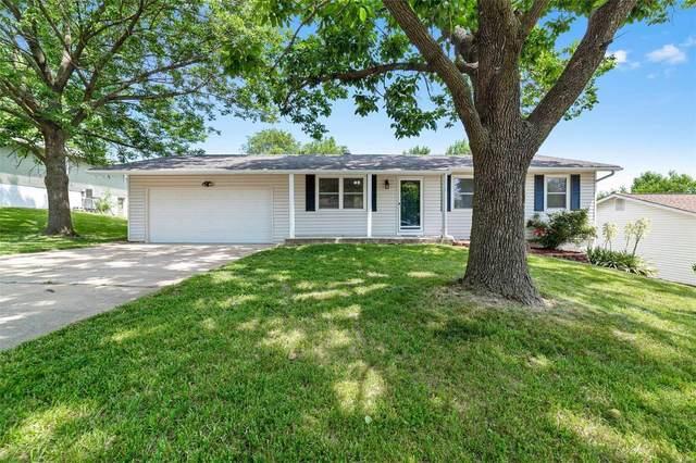 3641 Chervil, Saint Charles, MO 63303 (#21037855) :: Kelly Hager Group   TdD Premier Real Estate