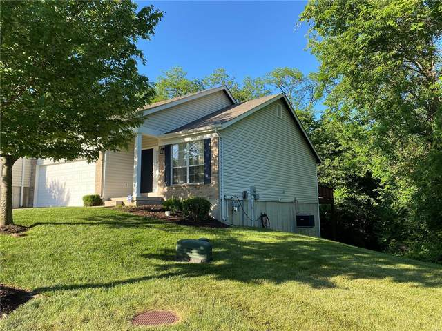 1386 Parkview Estates, Ellisville, MO 63021 (#21038034) :: The Becky O'Neill Power Home Selling Team