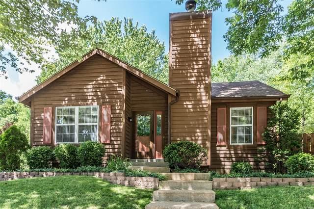 1437 Creekside Drive, High Ridge, MO 63049 (#21038119) :: Clarity Street Realty