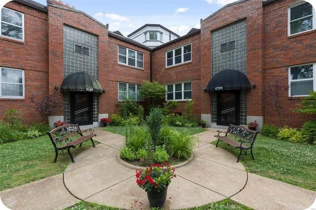 5125 Jamieson Avenue A2, St Louis, MO 63109 (#21038304) :: Blasingame Group | Keller Williams Marquee