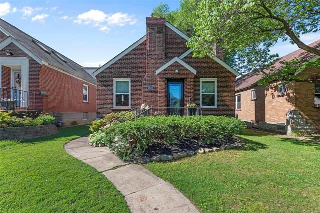 6318 Oleatha Avenue, St Louis, MO 63139 (#21038319) :: Parson Realty Group