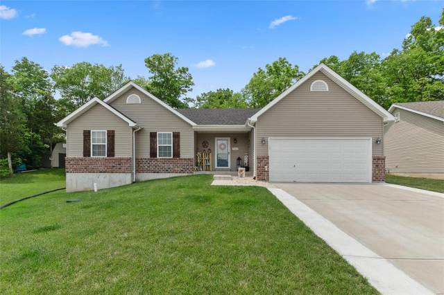 7060 Brooks Farm Drive, House Springs, MO 63051 (#21038342) :: Jeremy Schneider Real Estate