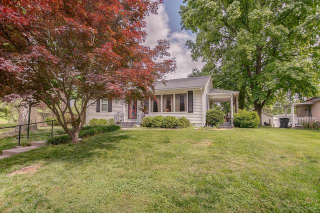 149 S 33rd, Belleville, IL 62226 (#21038425) :: Parson Realty Group