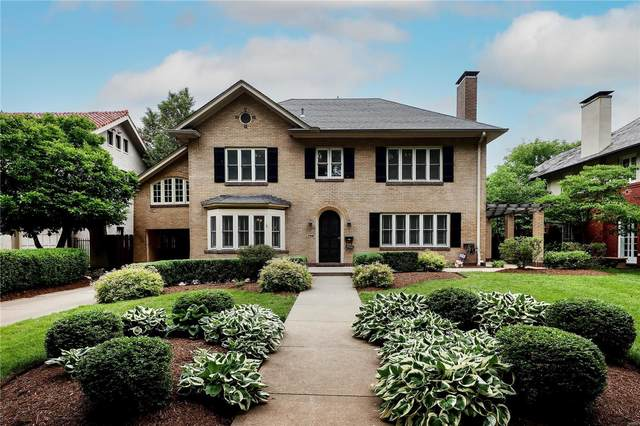 7149 Westmoreland Drive, University City, MO 63130 (#21038498) :: Kelly Hager Group | TdD Premier Real Estate