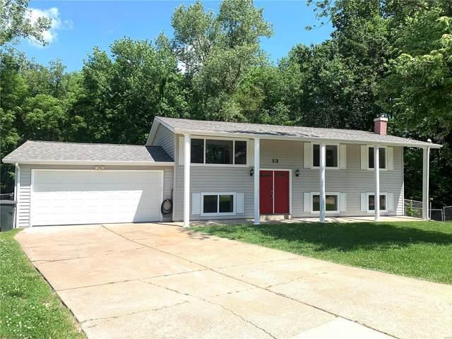 13 Peg Elaine Court, Saint Peters, MO 63376 (#21038643) :: Kelly Hager Group   TdD Premier Real Estate