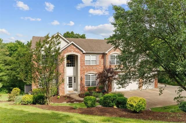 9905 Kimker Lane, Sunset Hills, MO 63127 (#21038736) :: The Becky O'Neill Power Home Selling Team