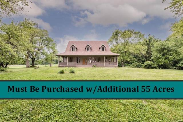 1501 Formosa Road, Collinsville, IL 62234 (#21038785) :: Fusion Realty, LLC