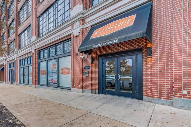 4100 Forest Park Avenue #222, St Louis, MO 63108 (#21038877) :: Parson Realty Group