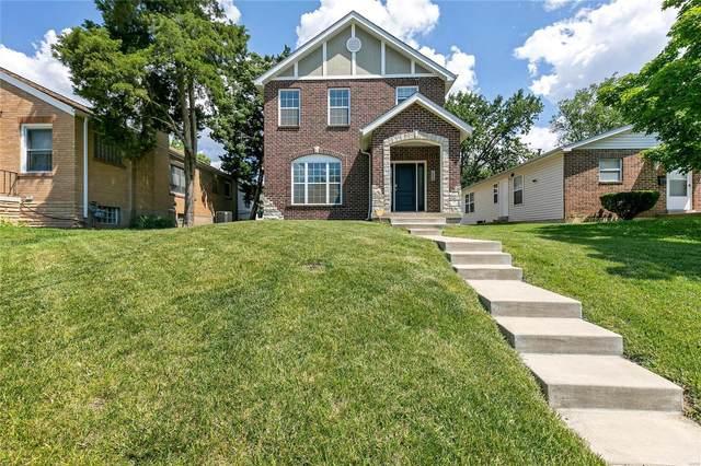7713 W Ranken Avenue, St Louis, MO 63117 (#21039208) :: Parson Realty Group