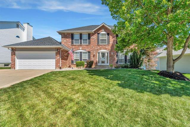 4864 Greenburg Drive, Saint Peters, MO 63304 (#21039458) :: St. Louis Finest Homes Realty Group