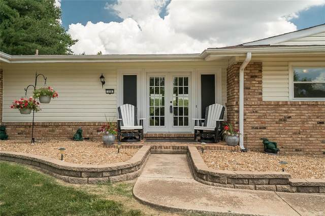 110 Gunston Hall Court, Chesterfield, MO 63017 (#21039478) :: Parson Realty Group