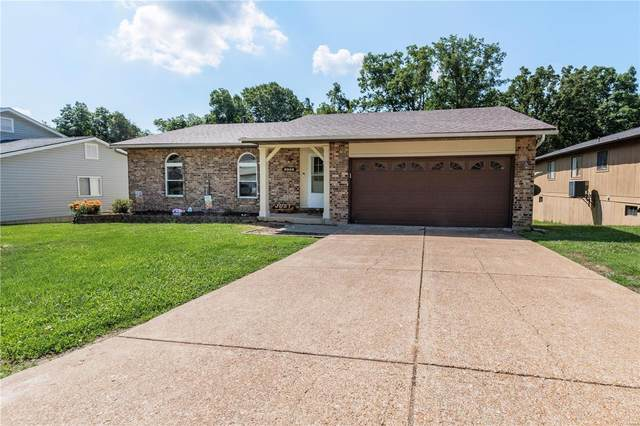 2022 Donnell Drive, Barnhart, MO 63012 (#21039536) :: RE/MAX Vision