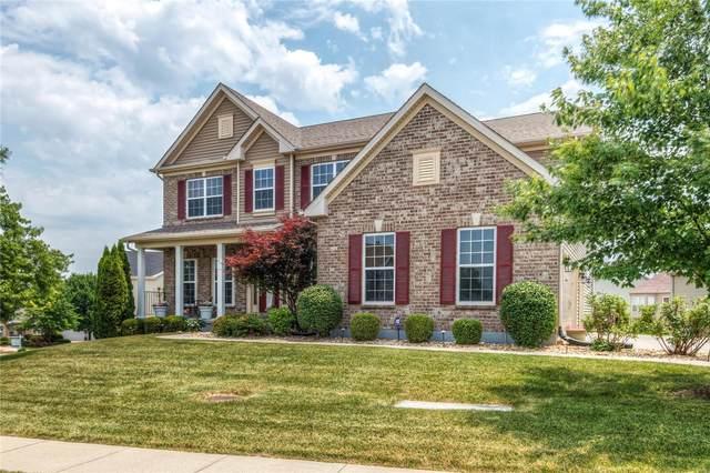 2047 Avalon Mist Circle, Dardenne Prairie, MO 63368 (#21039560) :: Reconnect Real Estate