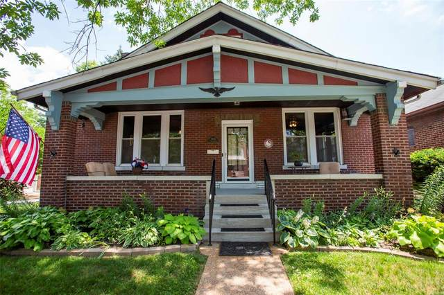 5802 S Kingshighway Boulevard, St Louis, MO 63109 (#21039585) :: RE/MAX Professional Realty
