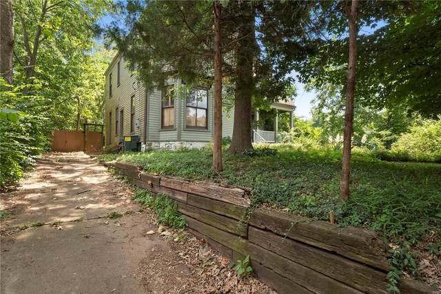 1524 Mccausland Avenue, St Louis, MO 63117 (#21039649) :: Hartmann Realtors Inc.