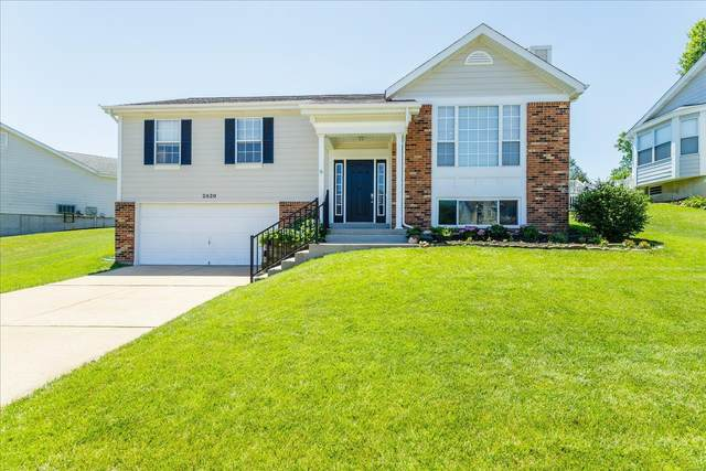 2820 Fox Run Ridge, Arnold, MO 63010 (#21039682) :: St. Louis Finest Homes Realty Group