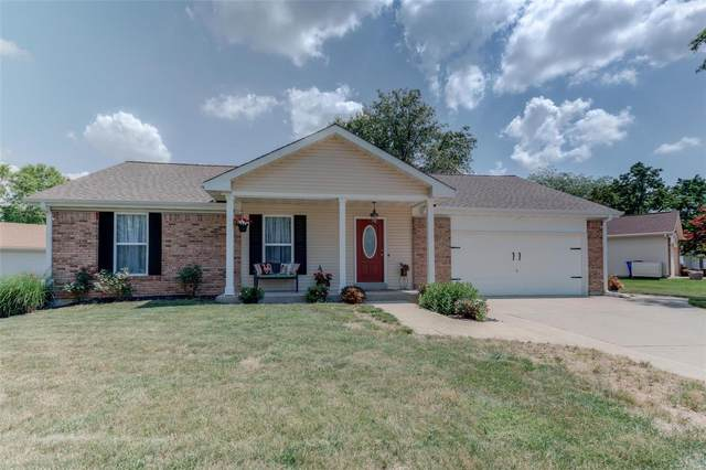 40 Napa Court, Saint Charles, MO 63304 (#21039832) :: The Becky O'Neill Power Home Selling Team